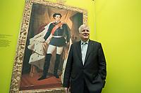 """11 MAY 2012, BERLIN/GERMANY:<br /> Horst Seehofer, CSU, Ministerpraeisdent Bayern, eroeffnet die Ausstellung """"Goetterdaemmerung - Koenig Ludwig II. und seine Zeit"""", Bundesrat<br /> IMAGE: 20120511-02-024"""