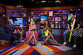 """August 03, 2021 - NY: Bravo's """"Watch What Happens Live With Andy Cohen"""" - Episode: 18132"""