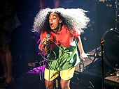 Solange Knowles and MIA Concert
