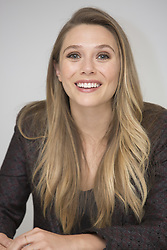 July 26, 2017 - Hollywood, CA, USA - ELIZABETH OLSEN stars in the movie 'Wind River.' Elizabeth Chase Olsen (born February 16, 1989) is an American actress. She starred in the films Silent House (2011), Liberal Arts (2012), Godzilla (2014), Avengers: Age of Ultron (2015) and Captain America: Civil War (2016). For her role in Martha Marcy May Marlene (2011), she was nominated for the Independent Spirit Award for Best Female Lead. She is the younger sister of actresses and fashion designers The Olsen Twins. Avengers: Infinity War (2018), Kodachrome (2017), Wind River (2017), Ingrid Goes West (2017).  (Credit Image: © Armando Gallo via ZUMA Studio)