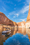Reflection Canyon Lake Powell