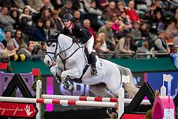 Brinkop Kendra Claricia, GER, Geisha van Orshof<br /> Leipzig - Partner Pferd 2019<br /> © Hippo Foto - Stefan Lafrentz