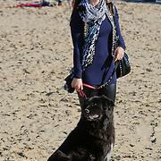 NLD/Scheveningen/20101003 - Dutchypuppy Doggywalk 2010, Miljushka Witzenhausen