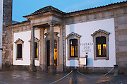 Pousada dos Loios in a 16th century convent. Evora, Alentejo, Portugal