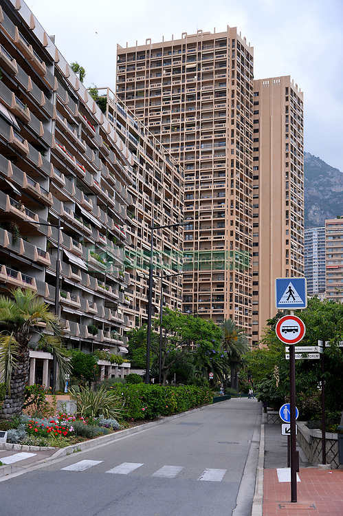 General view of Pastor's Group Real Estate in Monaco, on June 25, 2014. Police investigating the killing of Monaco heiress Helene Pastor last month have detained 23 people in France, including her daughter and son-in-law. Ms Pastor, from one of Monaco's richest families, was ambushed by a man armed with a shotgun as she left hospital in the French city of Nice in May. Her chauffeur also died of his wounds. Sylvia Pastor and her husband, Poland's honorary consul to Monaco Wojciech Janowski, were among those detained in Nice, Marseille and Rennes. Photo by Mike Bird/ABACAPRESS.COM  | 454291_013 Monaco Monaco