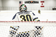 Chicago Hockey Photography 2017 Northwest Chargers Jacksen Appelquist by Chicago Sports Photographer Chris W. Pestel