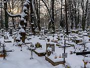 Cmentarz Rakowicki w Krakowie.