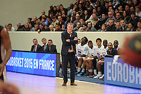 Gregor Beugnot - 27.12.2014 - Paris Levallois / Nancy - 15eme journee de Pro A<br />