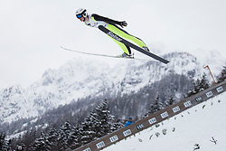 Matevz Samec during testing jumps at Ski jumping Flying Hill One day before FIS World Cup Ski Jumping Final Planica 2018, on March 21, 2018 in Ratece, Planica, Slovenia. Photo by Urban Urbanc / Sportida