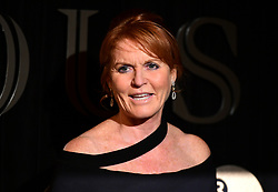 The Duchess of York attending the BFI Luminous Fundraising Gala held at the Guildhall, London.