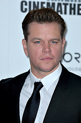 Matt Damon attends the 30th Annual American Cinematheque Awards Gala at The Beverly Hilton Hotel on October 14, 2016 in Beverly Hills, California. Photo by Lionel Hahn/AbacaUsa.com