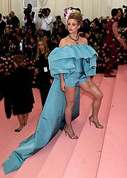 Lili Reinhart attending the Metropolitan Museum of Art Costume Institute Benefit Gala 2019 in New York, USA.