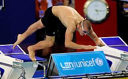 27-11-2010 Swimming, EUROPEAN SHORT COURSE CHAMPIONSHIPS: EINDHOVEN 2010: Robert Zbogar SLO 200m Butterfly  /  Photo Ronald Hoogendoorn / SPORTIDA PHOTO AGENCY