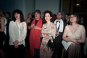 RON ARAD; MOLLIE DENT-BROCKLEHURST, Swarovski Whitechapel Gallery Art Plus Opera,  An evening of art and opera raising funds for the Whitechapel Education programme. Whitechapel Gallery. 77-82 Whitechapel High St. London E1 3BQ. 15 March 2012