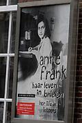 Princess Máxima 11 April 2006 at opening tentoonstelling letters Anne Frank. Her royal highness princess Máxima of the The Netherlands attends Tuesday afternoon 11 April in the Amsterdam historical museum the opening of the exibition ' Anne Frank - its life in letters '.<br /> <br /> Prinses Máxima 11 april 2006 bij opening tentoonstelling brieven Anne Frank .<br /> Hare Koninklijke Hoogheid Prinses Máxima der Nederlanden woont dinsdagmiddag 11 april in het Amsterdams Historisch Museum de opening bij van de tentoonstelling 'Anne Frank - haar leven in brieven'. <br /> <br /> Op de foto / On the photo: