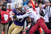 NCAA Football-Washington State at Washington-Nov 29, 2019