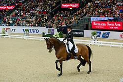 Krinke-Susmelj Marcela, (SUI), Smeyers Molberg<br /> Grand Prix Freestyle<br /> Reem Acra FEI World Cup Dressage Final II<br /> © Dirk Caremans