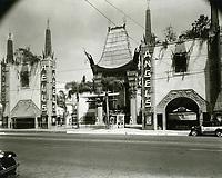 1930 Grauman's Chinese Theater