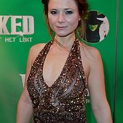 NLD/Scheveningen/20111106 - Premiere musical Wicked, Celine Purcell