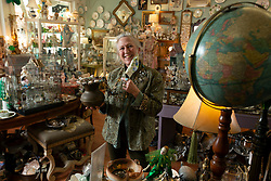 Marcia Harmon, owner of the Cottage Jewel, poses in her Danville, Calif. shop, Monday, March 15, 2021. Her store was voted Best Boutique in the Bay Area News Group's annual Best In the East Bay survey. (Photo by D. Ross Cameron)