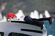 Races Day 2, 2013 Open Bic Worlds, Italy, Matias Capizzano
