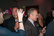 MARC NICOLSON; GRAHAM NORTON, Opening of Bailey's Stardust - Exhibition - National Portrait Gallery London. 3 February 2014