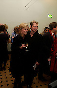 Grant Bovey and Anthea turner, European premiere of Cirque de Soleil's Dralion, Royal Albert Hall and afterwards at the Natural History Museum, 8 January 2003.  .© Copyright Photograph by Dafydd Jones 66 Stockwell Park Rd. London SW9 0DA Tel 020 7733 0108 www.dafjones.com