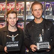 NLD/Amsterdam/20151119 - Actionfiguren voor Armin & Hardwell, Robert van der Corput en Armin van Buuren