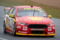 October 4, 2018 - Bathurst, NSW, U.S. - BATHURST, NSW - OCTOBER 04: Fabian Coulthard in the Shell V-Power Racing Team Ford Falcon at the Supercheap Auto Bathurst 1000 V8 Supercar Race on October 04, 2018, at Mount Panorama Circuit in Bathurst, Australia. (Photo by Speed Media/Icon Sportswire) (Credit Image: © Speed Media/Icon SMI via ZUMA Press)