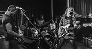 Welsh indie-rock band The Joy Formidable at Blue Shell in Cologne