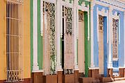 Street scene in Cuba