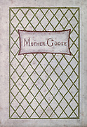 Title Page from the book Mother Goose : or, The old nursery rhymes by Kate Greenaway, Engraved and Printed by Edmund Evans published in 1881 by George Routledge and Sons London nad New York