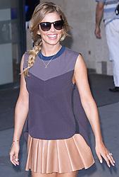 © Licensed to London News Pictures. 24/07/2014, UK. Cheryl Fernandez-Versini arriving at the BBC Radio 1 Studios, London UK, 24 July 2014. Photo credit : Brett D. Cove/Piqtured/LNP