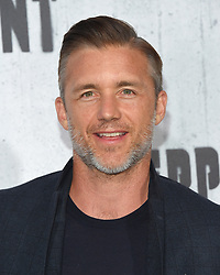 August 28, 2018 - Hollywood, California, U.S. - Jeff Hephner arrives for the premiere of the film 'Peppermint' at the Regal Cinemas LA Live theater. (Credit Image: © Lisa O'Connor/ZUMA Wire)