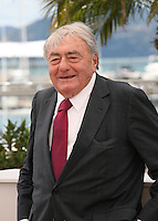 Filmmaker Claude Lanzmann at the Le Dernier Des Injustes film photocall at the Cannes Film Festival 19th May 2013