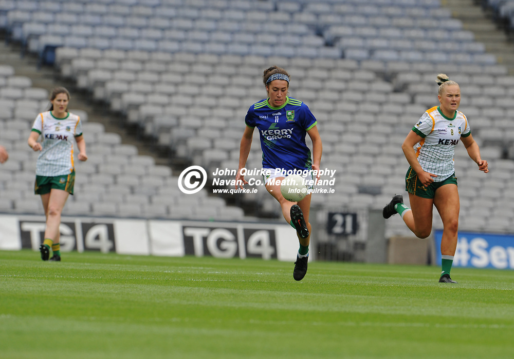 26-06-21. Meath v Kerry - Lidl Ladies National Football League Division 2 Final at Croke Park.<br /> Emma Dineen, Kerry in action against Meath.<br /> Photo: John Quirke / www.quirke.ie<br /> ©John Quirke Photography, 16 Proudstown Road, Navan. Co. Meath. (info@quirke.ie / 046-9028461 / 087-2579454).