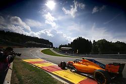 August 24, 2018 - Spa-Francorchamps, Belgium - Motorsports: FIA Formula One World Championship 2018, Grand Prix of Belgium, .#2 Stoffel Vandoorne (BEL, McLaren F1 Team) (Credit Image: © Hoch Zwei via ZUMA Wire)