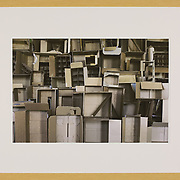 """Title: Compartmentalized<br /> Artist: John Russo<br /> Date: 2018<br /> Medium: Inkjet print<br /> Dimensions: 29.5 x 23""""<br /> Instructor: Carlo Fields-Zinzi<br /> Awards: 42nd Annual Student Art Exhibition - 1st Place in Photography <br /> Status: Available<br /> Location: HLC Storage"""