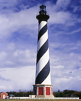 AA05840-04...NORTH CAROLINA - Cape Hatteras Lighthouse on the Outer Banks in Cape Hatteras National Seashore.