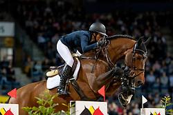 Sprunger Janika, SUI, Bacardi VDL<br /> Stuttgart - German Masters 2018<br /> © Hippo Foto - Stefan Lafrentz
