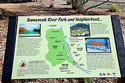 Opening of Sunnynook River Park, Glendale Narrows, Los Angeles River