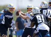 NFL-Los Angeles Chargers Training Camp-Aug 14, 2019
