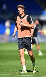 Matt Smith of Fulham - Mandatory by-line: Paul Knight/JMP - Mobile: 07966 386802 - 08/08/2015 -  FOOTBALL - Cardiff City Stadium - Cardiff, Wales -  Cardiff City v Fulham - Sky Bet Championship