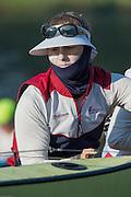 Amsterdam. NETHERLANDS. USA W8+. Caroline LIND. 2014 FISA  World Rowing. Championships.  De Bosbaan Rowing Course . 07:38:00  Thursday  21/08/2014  [Mandatory Credit; Peter Spurrier/Intersport-images]