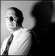 Barry Diller, photographed in 1990 in Los Angeles, CA for US Magazine.