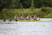 Race: 154  W.4x- (Band 2)  Final<br /> <br /> Peterborough Summer Regatta 2018 - Sunday<br /> <br /> To purchase this photo, or to see pricing information for Prints and Downloads, click the blue 'Add to Cart' button at the top-right of the page.