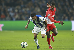 December 6, 2017 - Na - Porto, 06/12/2017 - Football Club of Porto received, this evening, AS Monaco FC in the match of the 6th Match of Group G, Champions League 2017/18, in Estádio do Dragão. Jesús Corona  (Credit Image: © Atlantico Press via ZUMA Wire)