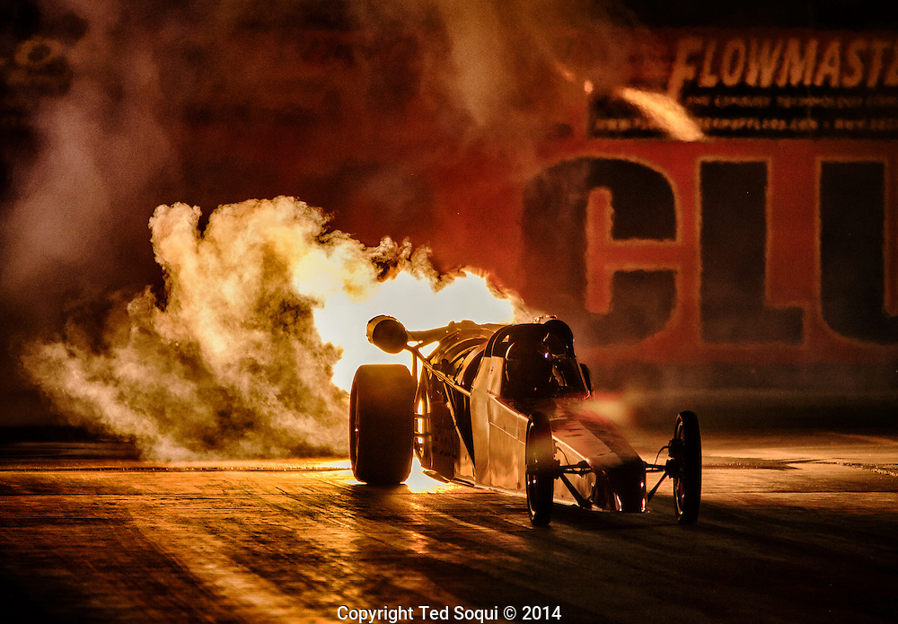 Saturday Night Nitro event at Famoso Raceway.