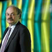 """Sir Mark Jeremy Walport, is a medical scientist and the Government Chief Scientific Adviser in the United Kingdom.  At the Glasgow Science Centre to deliver a speech on """"How we will power the UK in the future"""". Picture Robert Perry  for The Times 9th Feb 2016<br /> <br /> Must credit photo to Robert Perry<br /> FEE PAYABLE FOR REPRO USE<br /> FEE PAYABLE FOR ALL INTERNET USE<br /> www.robertperry.co.uk<br /> NB -This image is not to be distributed without the prior consent of the copyright holder.<br /> in using this image you agree to abide by terms and conditions as stated in this caption.<br /> All monies payable to Robert Perry<br /> <br /> (PLEASE DO NOT REMOVE THIS CAPTION)<br /> This image is intended for Editorial use (e.g. news). Any commercial or promotional use requires additional clearance. <br /> Copyright 2014 All rights protected.<br /> first use only<br /> contact details<br /> Robert Perry     <br /> 07702 631 477<br /> robertperryphotos@gmail.com<br /> no internet usage without prior consent.         <br /> Robert Perry reserves the right to pursue unauthorised use of this image . If you violate my intellectual property you may be liable for  damages, loss of income, and profits you derive from the use of this image."""