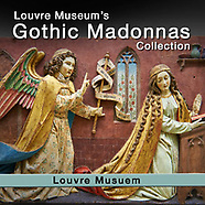 MuseoPics - Photos of Louvre Museum Gothic Virgin Sculptures, Pictures & Images